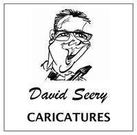 DAVID SEERY CARICATURES